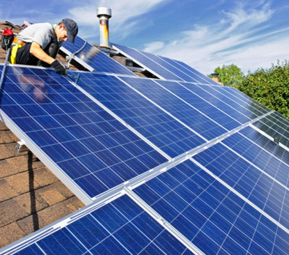 Residential Solar Panels Perth